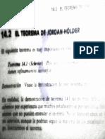 Teorema Jordán holder