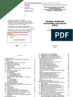 Sistemul Roman de Taxonomie a Solurilor 2012 - SRTS
