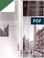 Jean Luc Pinol, Historia de La Europa Urbana. IV. La ciudad contemporánea hasta la Segunda Guerra Mundial