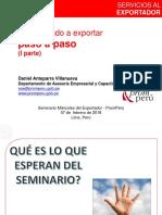 Aprendiendo a Exportar Paso a Paso1 2018 Keyword Principal