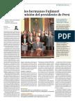 Dimision de Pedro Pablo Kuczynski