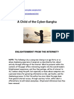 Child of the Cyber Sangha