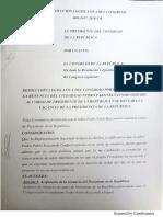 RESOLUCION DE RENUNCIA DE PPK