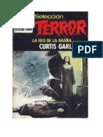Garland Curtis - Seleccion Terror 0105 - La Red de La Araña