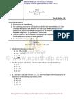 CBSE Maths 2009 class IX question paper