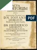 Leibniz, G.W. - De Geometria Recondita