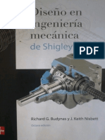 Diseño en Ingeniería Mecanica de Shigley - R. Budynass, J. Nisbett - 8ed