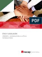 UNIDAD 1 Introduccion a La Etica