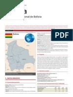 Bolivia Ficha Pais 2018
