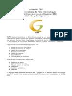 Manual GLPI para un Centro de Atención al Usuario
