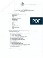 Declaration of Performance 3 2