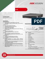 Datasheet of DS-7700NI-I4 P V3.3.4 20150731