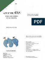 Literatura Greco - GIRONDO y Otros - Seleccion de Poemas