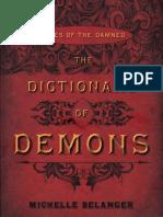 Selection DEMON