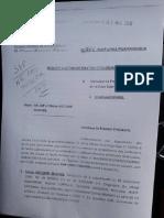 Extrait de la requête du procureur de la RDC