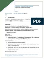 Modulo 7 Politica Monetaria Rev. 2018