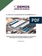 DesaladoraSA Informe Final