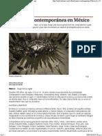 La Música Contemporánea en México