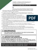 Dondola Cradle Assembly Instructions