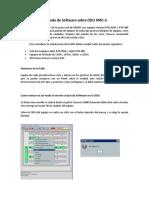 Upgrade de Software Sobre ODU XMC