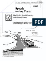 Costos de Operacion Vehicular Watanatada