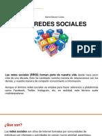 Las Redes Sociales - Michel Mizrahi Cohen