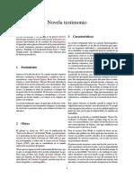 Novela testimonio.pdf
