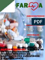 Revista farmacologia
