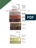 Tabla de colores de roca.doc