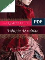 As Modistas 03 - Volúpia de Veludo