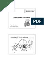Biomecanica Da Coxo-femural