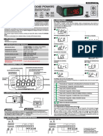 Manual Del Producto Tc 900 e Power