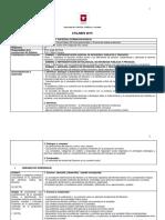 Syllabus Derecho y Sociedad 2014-1