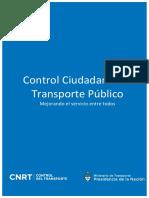 Control Ciudadano Del Transporte