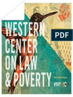 Western Center on Law & Poverty Annual Report 2017