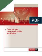 GUIA_TECNICA Impresion Periodicos