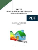 Manuale Utente Docet v3.5