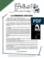 253 La Comunidad Cristiana