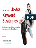 50 Keyword Strategies