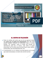 CENTRO DE TELEVISIÓN_INTRODUCCIÓN UNIDAD 3