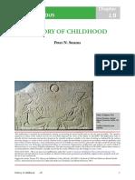 j.9 History of Childhood 2015