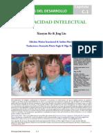 C.1 Discapacidad Intelectual SPANISH 2018