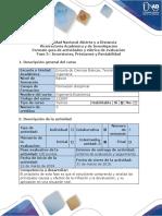 Guía de actividades y rubrica de evaluación - Fase 3 - Inversiones, Préstamos y Rentabilidad.pdf