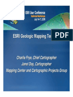 Geologic Mapping Template