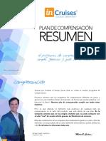 Incruises Compensation Plan Overview Brochure a4 Sep 2017 Esp