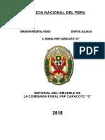 HISTORIAL CARACOTO 2018