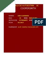 Coopersmith - Autoestima Adultos