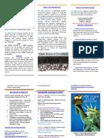 2018 STEM Institute Brochure