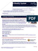 EdUSA Weekly Update No 196 September 13 2010