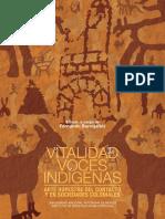 Vitalidad Voces Indígenas
